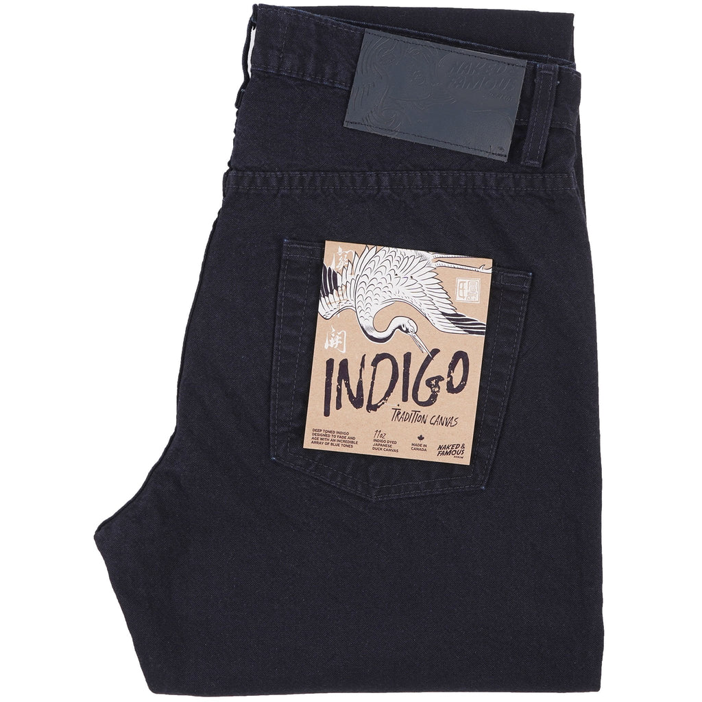 Easy Guy -  Indigo Tradition Canvas - main