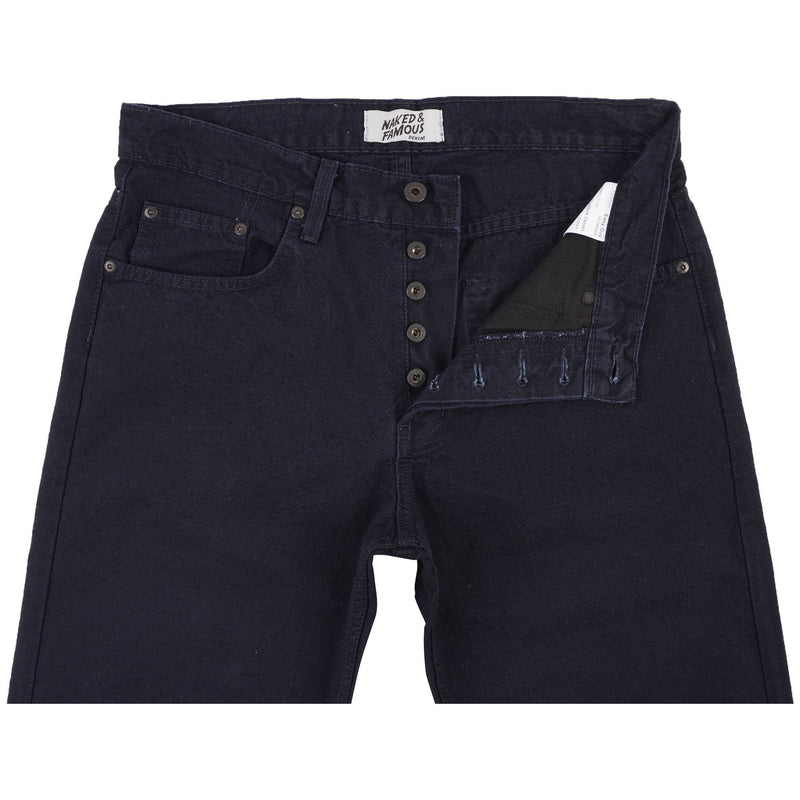Easy Guy -  Indigo Tradition Canvas - front
