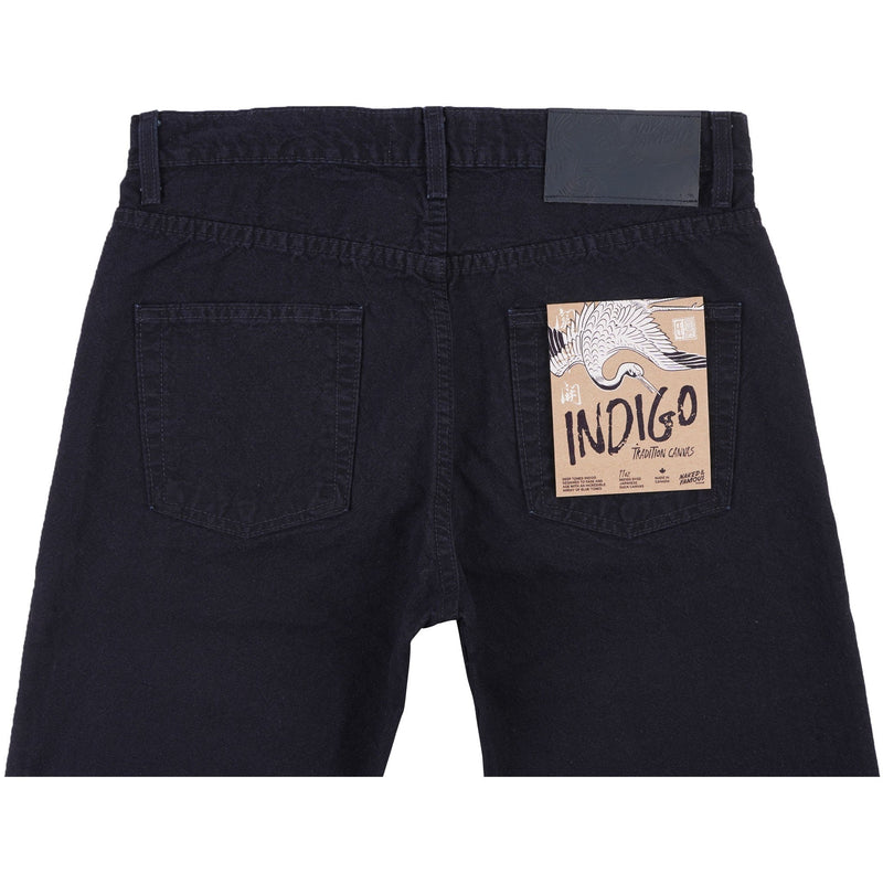 Easy Guy -  Indigo Tradition Canvas - back