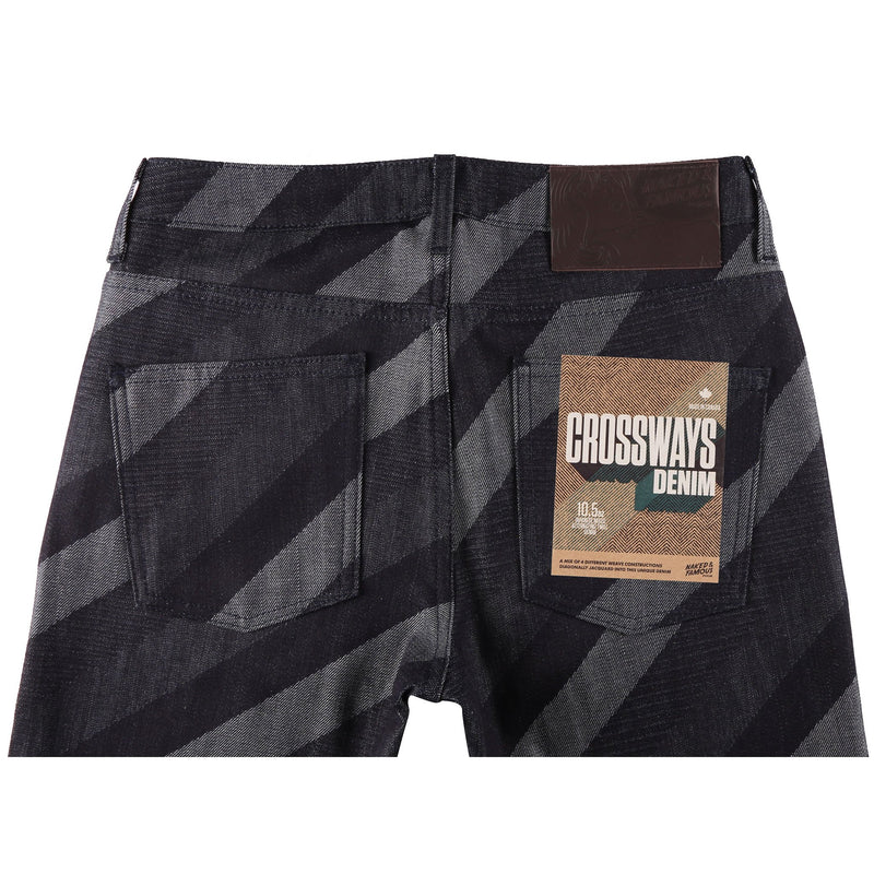 Super Guy - Crossways Denim - back