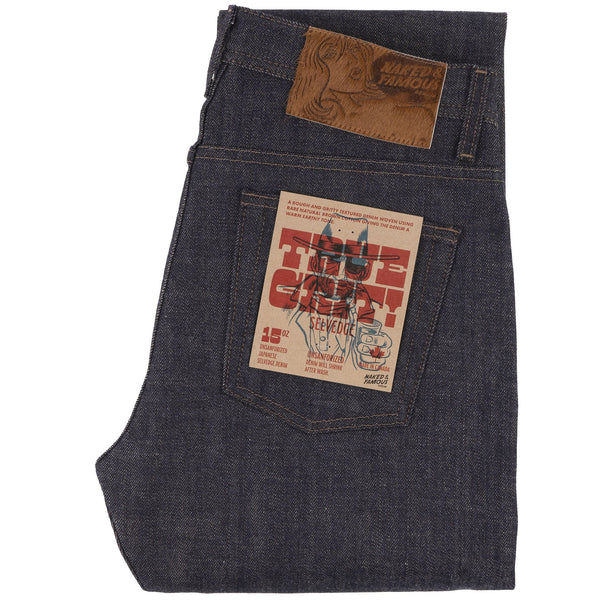 Weird Guy - True Grit Selvedge - main