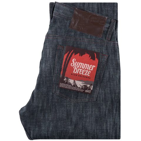 Weird Guy - Summer Breeze Slub | Naked & Famous Denim