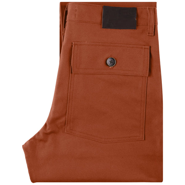 Work Pant -  Brick Canvas - main