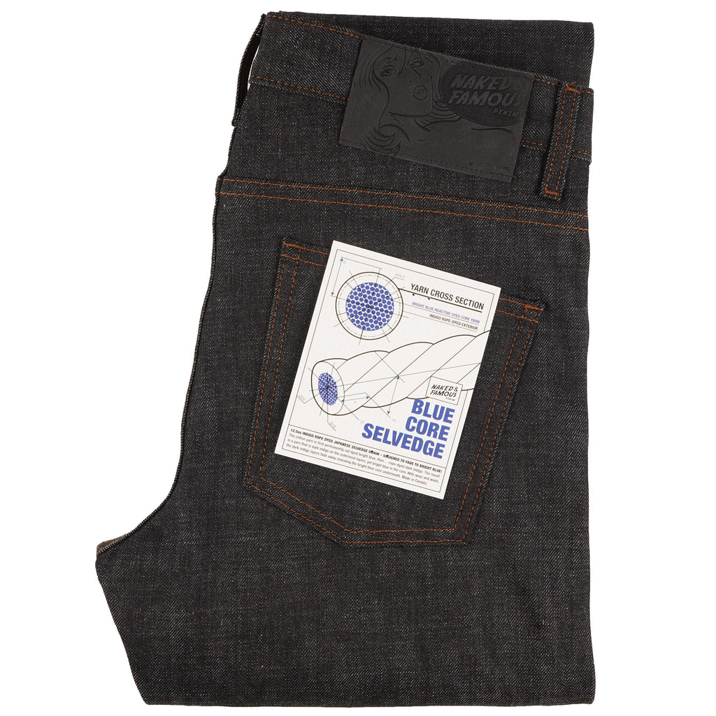 Super Guy - Blue Core Selvedge - main