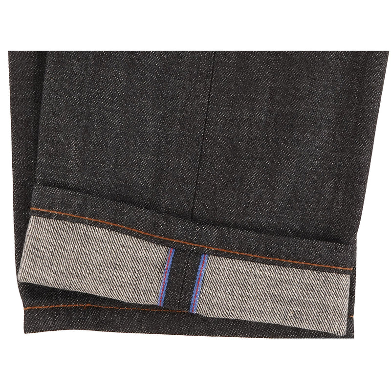 Weird Guy - Blue Core Selvedge - hem