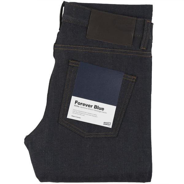 Super Guy - Forever Blue Stretch Selvedge - main