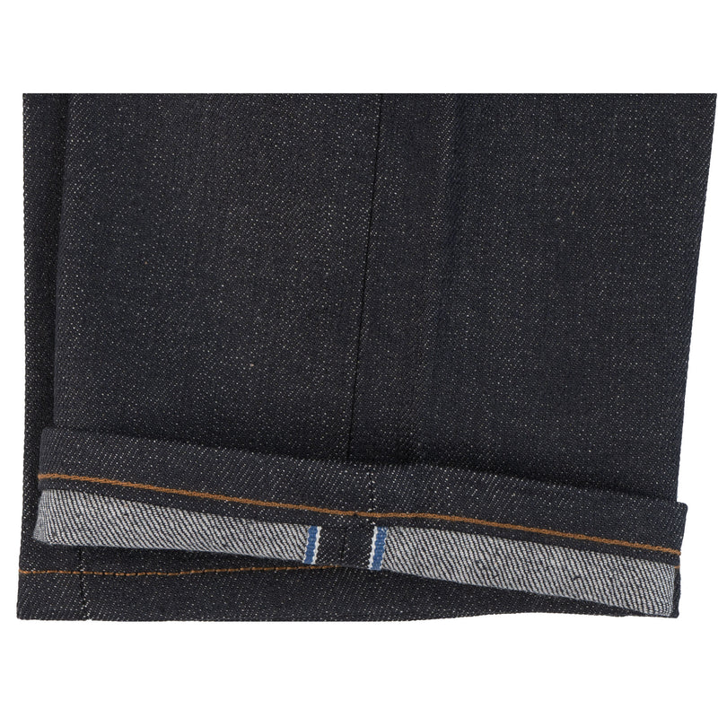 Super Guy - Forever Blue Stretch Selvedge - hem