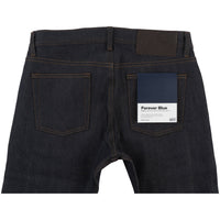 Weird Guy - Forever Blue Stretch Selvedge - back