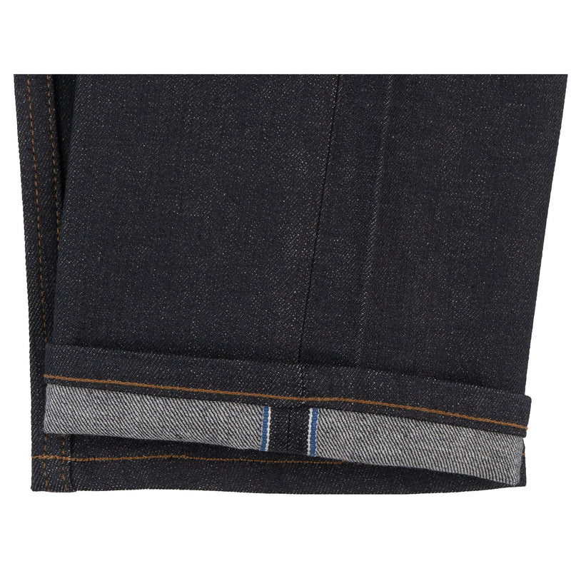 Weird Guy - Forever Blue Stretch Selvedge - hem