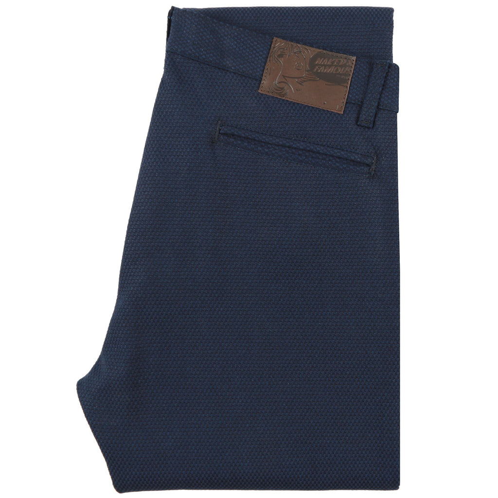 1a9299d0ca7 Slim Chino - Stretch Sashiko ...