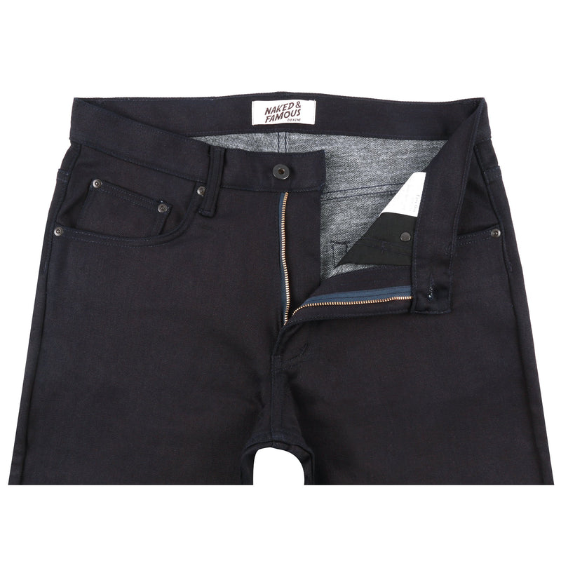 Easy Guy - Thermo Stretch Denim by Naked & Famous Denim