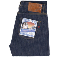 Easy Guy - MIJ8 - Tokushima Natural Indigo Hand Dyed Intangible Cultural Treasure Selvedge Denim