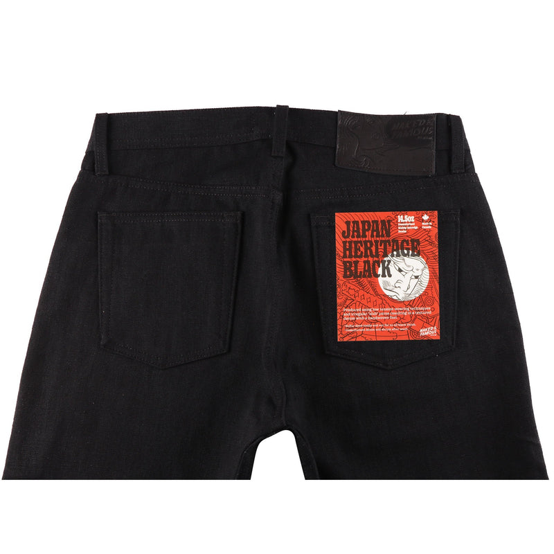 Easy Guy - Japan Heritage Black - back