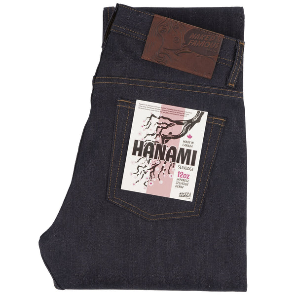 Weird Guy - Hanami Selvedge - main