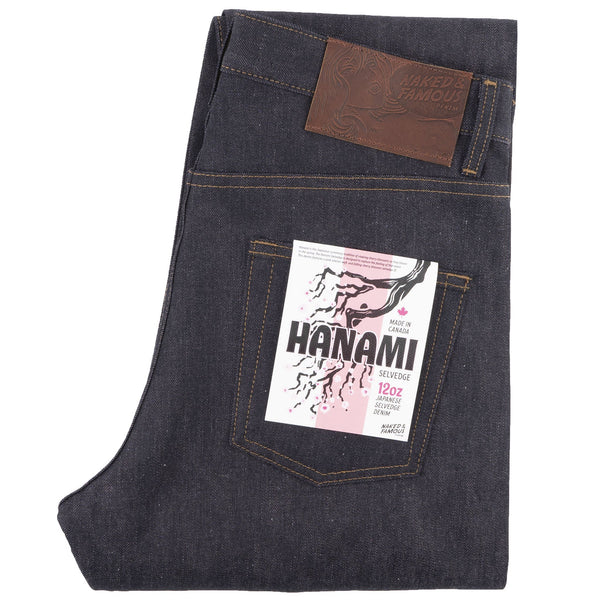Easy Guy - Hanami Selvedge - main
