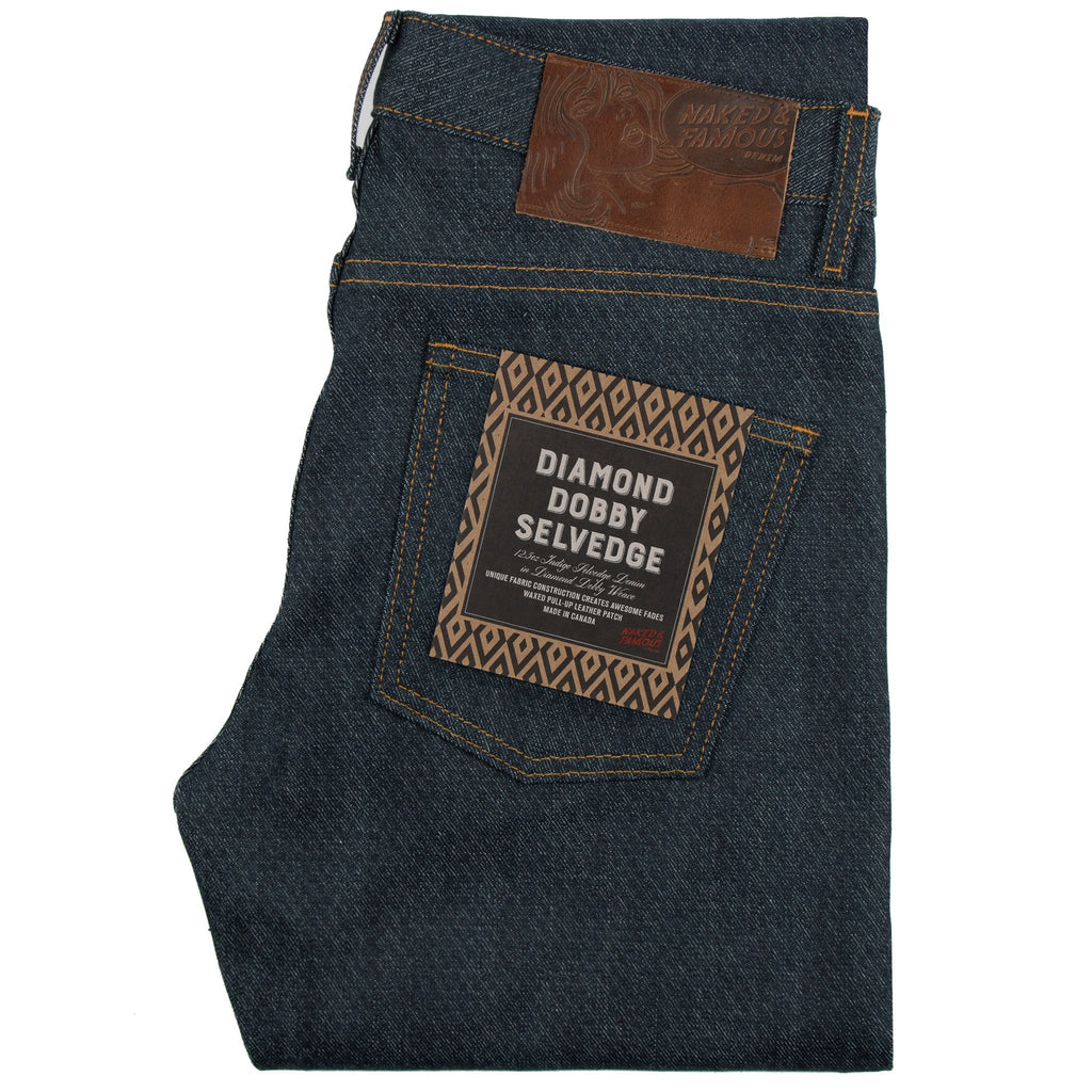 Super Guy - Dobby Diamond Selvedge