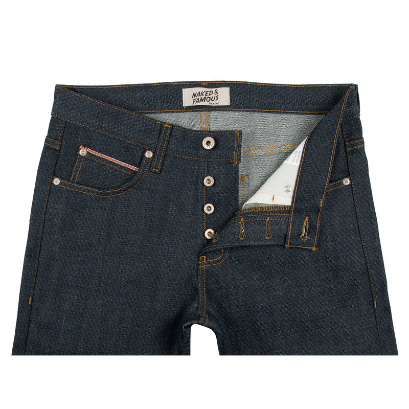 Diamond Twill Selvedge by Naked & Famous Denim