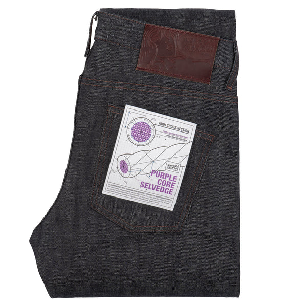 Easy Guy - Purple Core Selvedge