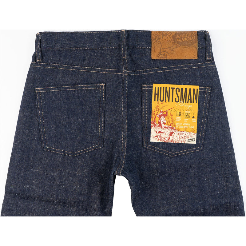 Super Guy - Huntsman Selvedge - back