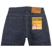 Weird Guy - Huntsman Selvedge - back