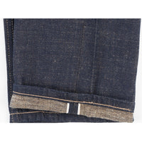 Weird Guy - Huntsman Selvedge - cuff