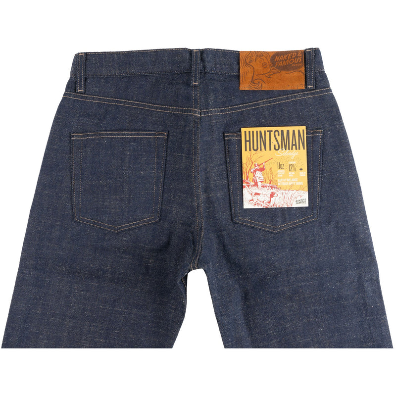 Easy Guy - Huntsman Selvedge - BACK