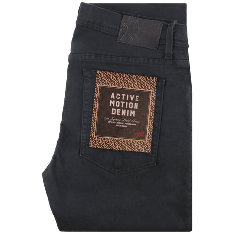 Weird Guy - Active Motion Denim by Naked & Famous Denim