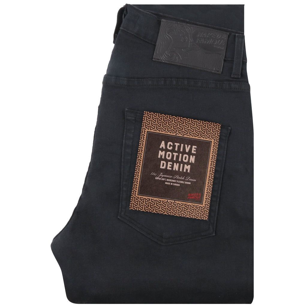 Easy Guy Active Motion Denim Naked & Famous Denim