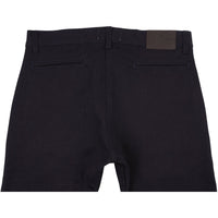 Slim Chino - Pure Indigo Stretch Twill - Back
