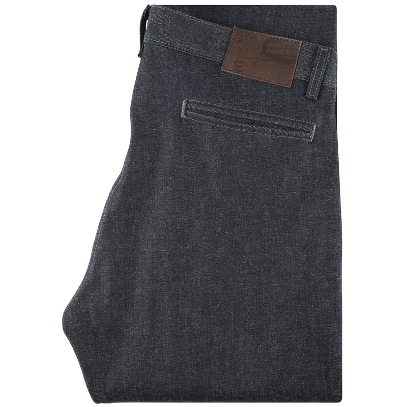 Slim Chino - 10oz Indigo Denim