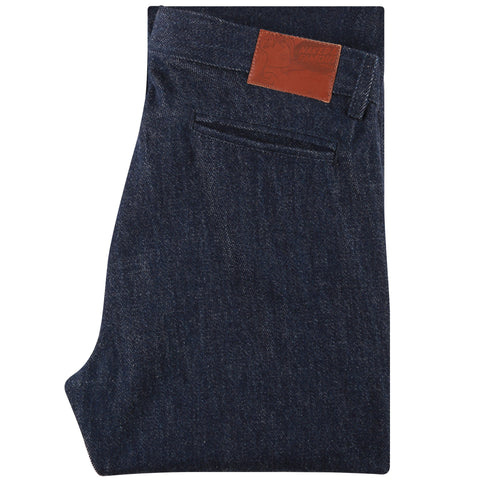 Straight Chino - Loose Weave Denim