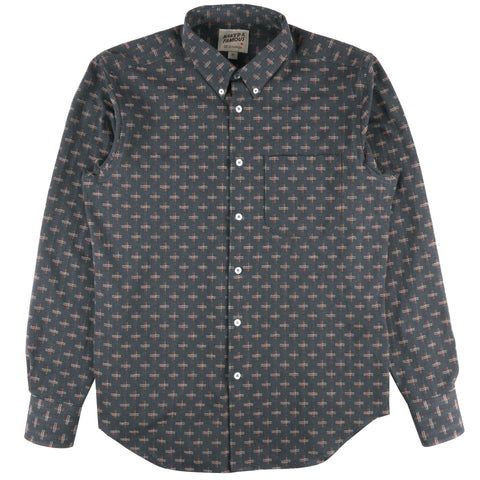 Easy Shirt - Traditional Sashiko