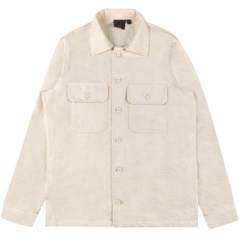 Bone Work Shirt By Naked & Famous Denim