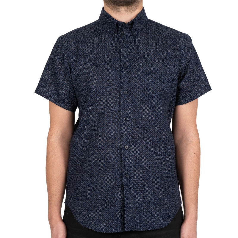 Short Sleeve Easy Shirt - Japan Poplin Heritage