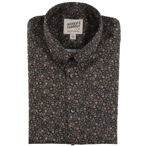 Easy Shirt - Vintage Flowers - main