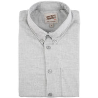 Easy Shirt - Soft Twill - Pale Grey - main