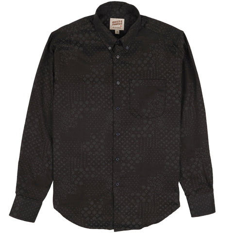 Easy Shirt - Dark Bandana