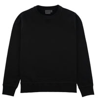 Crewneck - Heavyweight Terry - Black Media 1 of 2