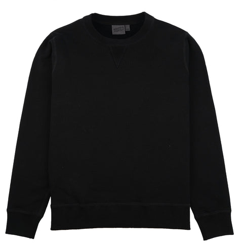 Crewneck - Terry - Black