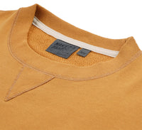 Crewneck - Heavyweight Terry - Amber Media 2 of 2