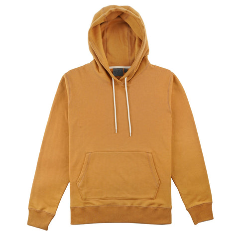 Pullover Hoodie - Heavyweight Terry - Amber