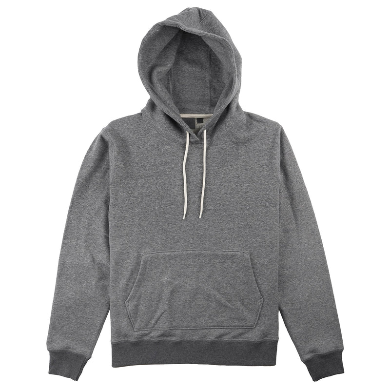 Pullover Hoodie - Heavyweight Terry - Charcoal Media 1 of 2