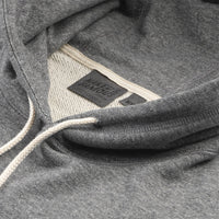 Pullover Hoodie - Heavyweight Terry - Charcoal Media 2 of 2