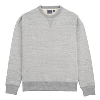 Crewneck - Heavyweight Terry - Grey Media 1 of 2