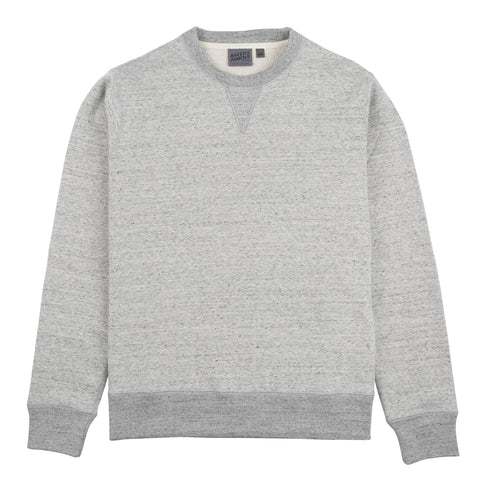 Crewneck - Terry - Grey