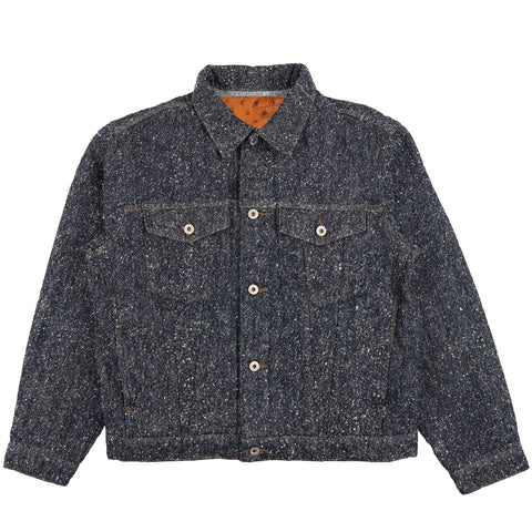 Denim Jacket - Lord of Nep Selvedge - front