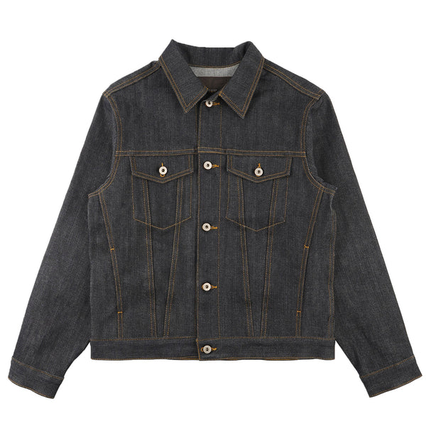 Stealth Pocket Denim Jacket - Left Hand Twill Selvedge | Naked & Famous Denim