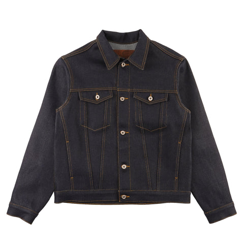 Denim Jacket - Elephant 8 Supima Soft Selvedge
