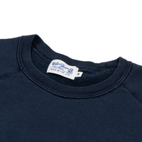 8oz Pigment Crewneck Freedom Sweat - Navy