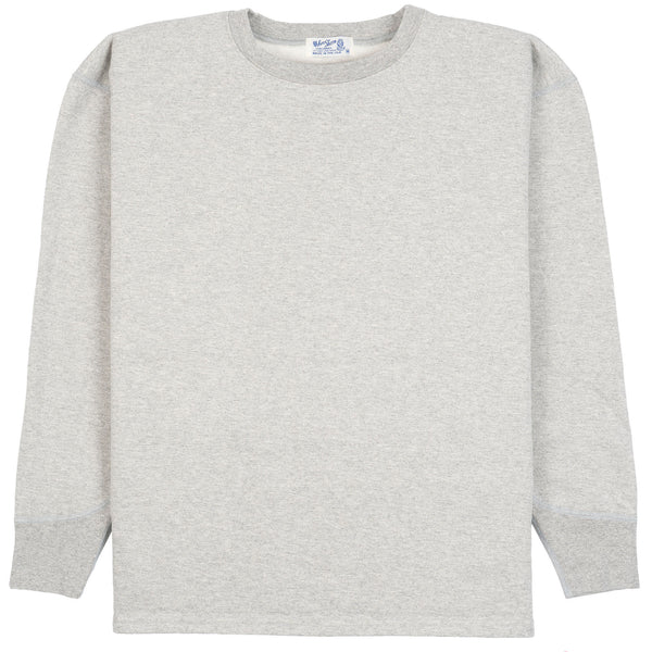 10oz Big Tee - Heather Grey
